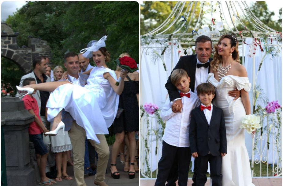 Noros Grečichinaitės ir Anass Margoum vestuvės