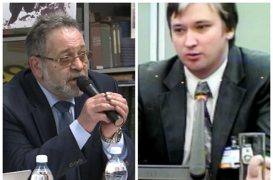 Josifas Korenas ir Aleksandras Kuzminas