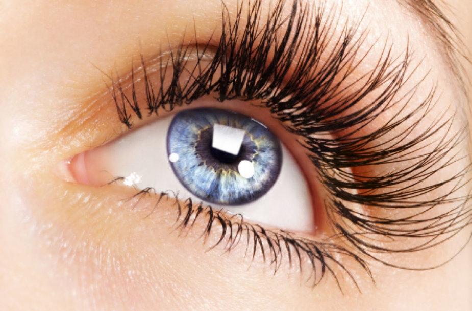 Kaip apsaugoti akis?