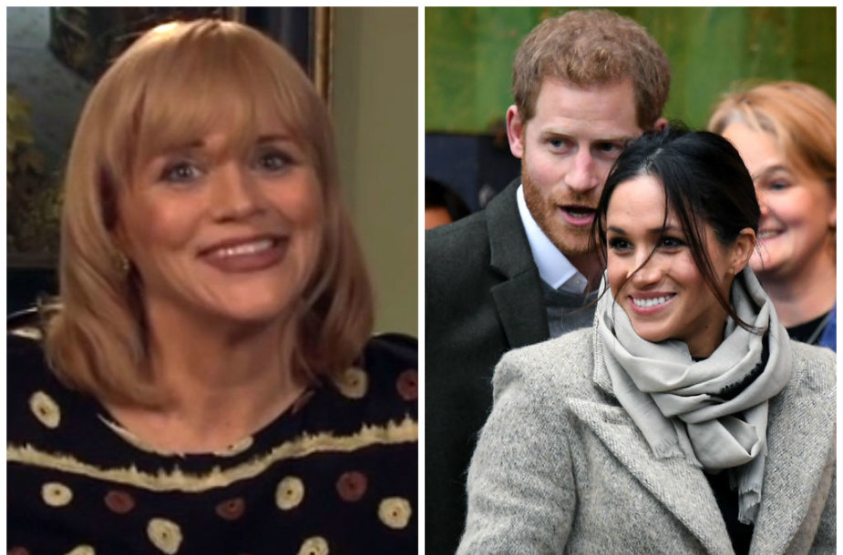 "Samantha Markle, princas Harry su Meghan Markle  ""Good Morning Britain"""