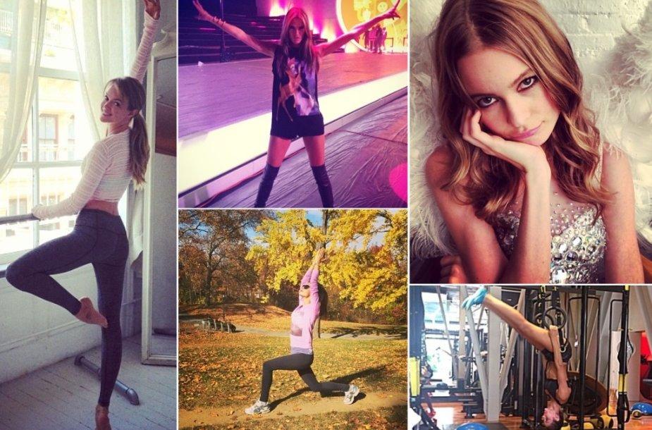 """""""Victoria's Secret"""" modeliai ruošiasi seksualiausiam metų šou"""
