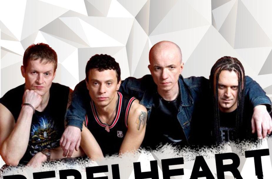 """Grupė """"Rebelheart"""""""