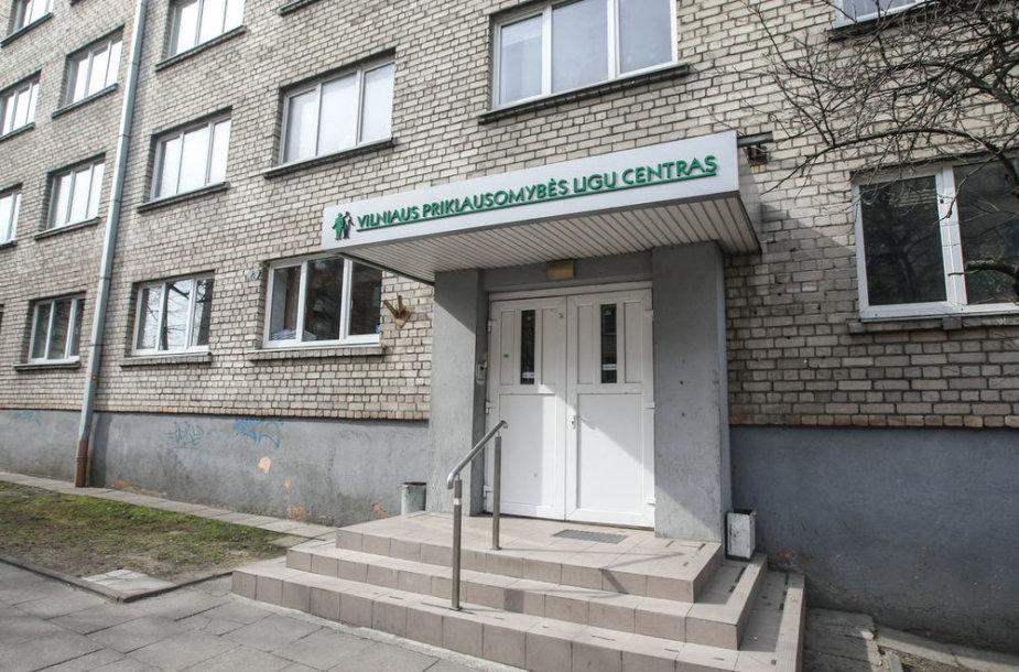 Vilniaus priklausomybės ligų centras