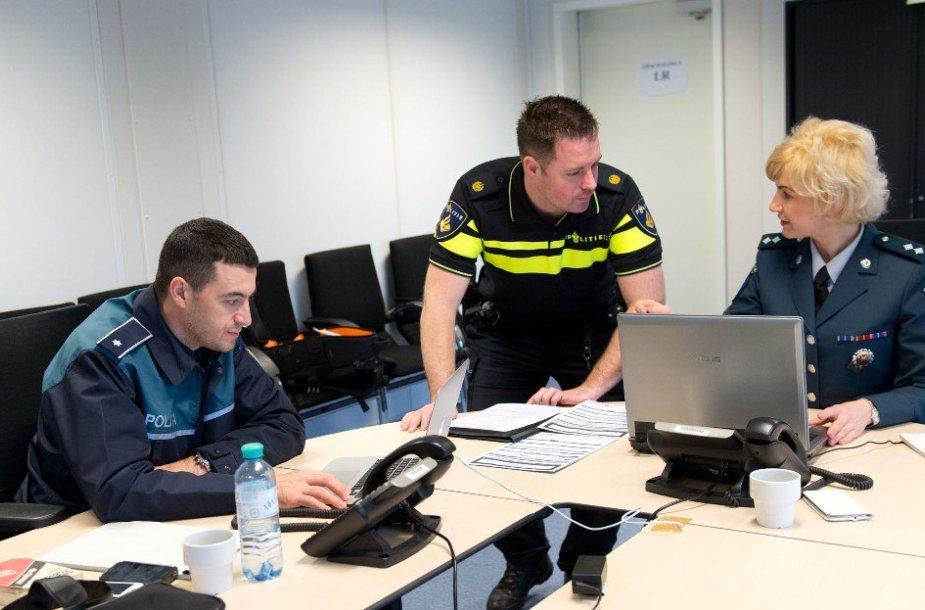 Policijos operacija Nyderlanduose