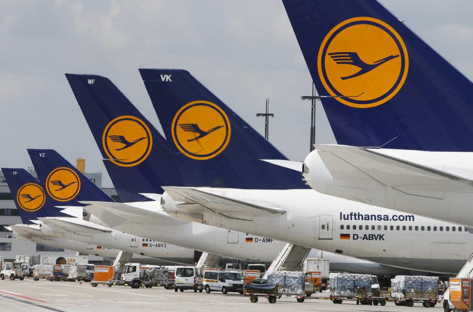 Saksamaa lennufirma Lufthansa kampaania käigus lisasid 42 rootslast oma nimele Klaus-Heidi