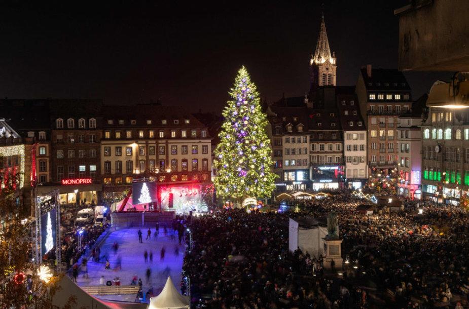Kalėdinė Strasbūro mugė