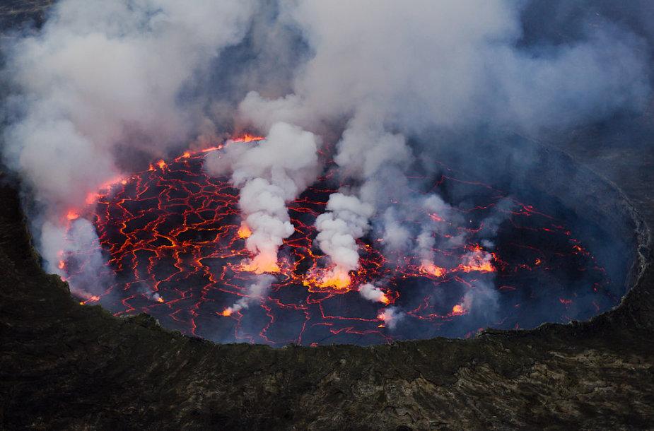 Najaragongo ugnikalnis