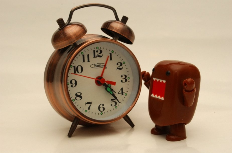 Nepatingėkite atsikelti 10 minučių anksčiau