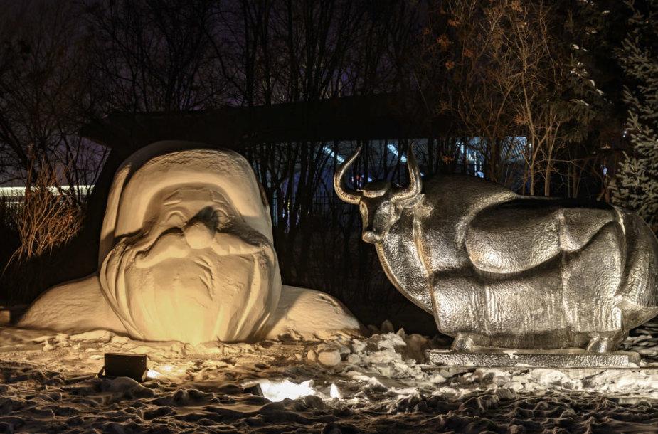 Harbino sniego ir ledo skulptūrų festivalis