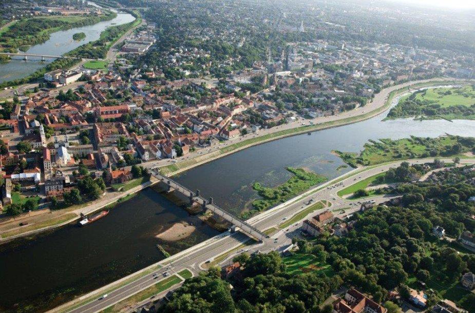 Kaunas – tvarus ir pilietiškas miestas, pažangaus verslo ir inovacijų lyderis, modernios ir įtraukiančios kultūros centras, besimokančių ir laimingų žmonių namai.