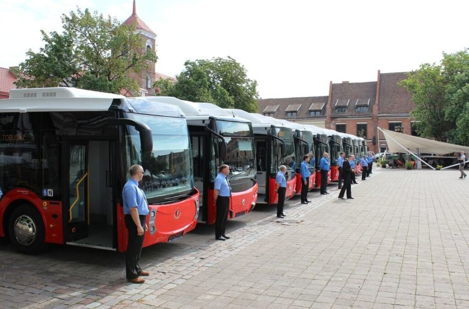 Kauno autobusai