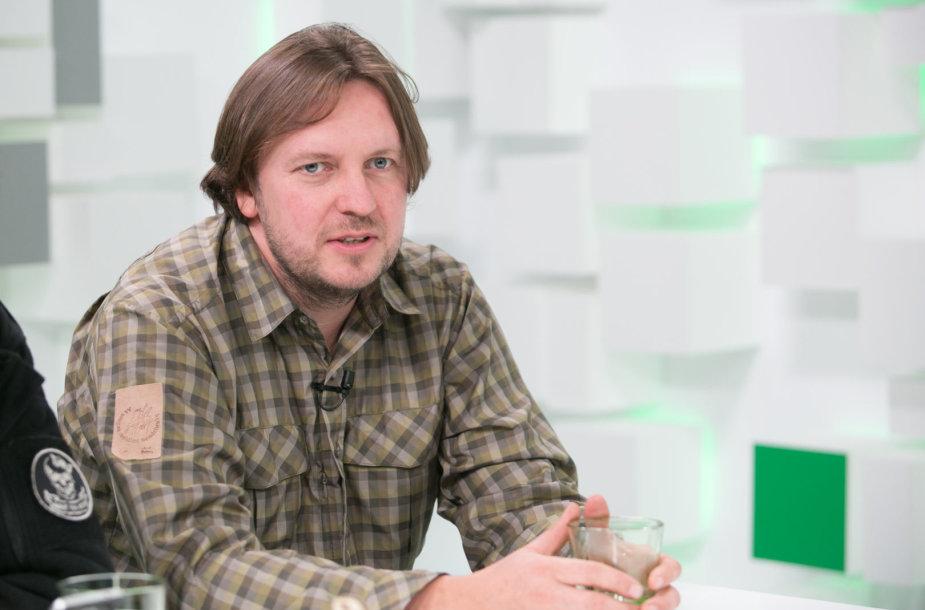 Žymantas Morkvėnas
