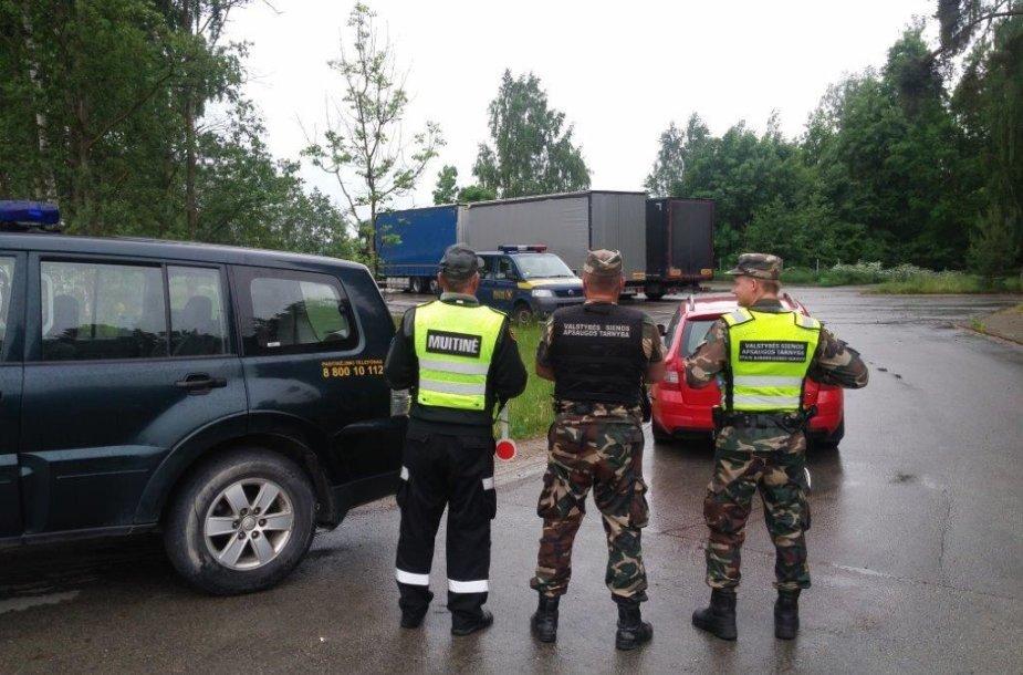 Operacija Latvijos pasienyje