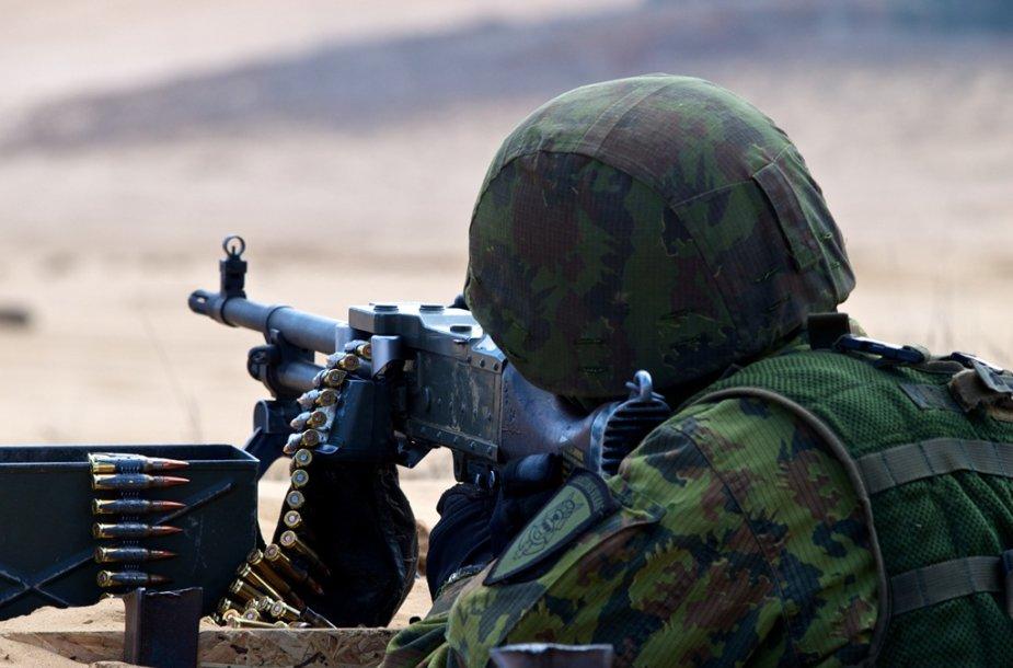 Algirdo bataliono karys