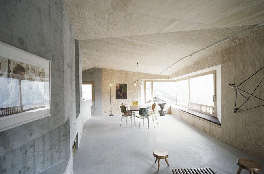 Namas Šveicarijoje