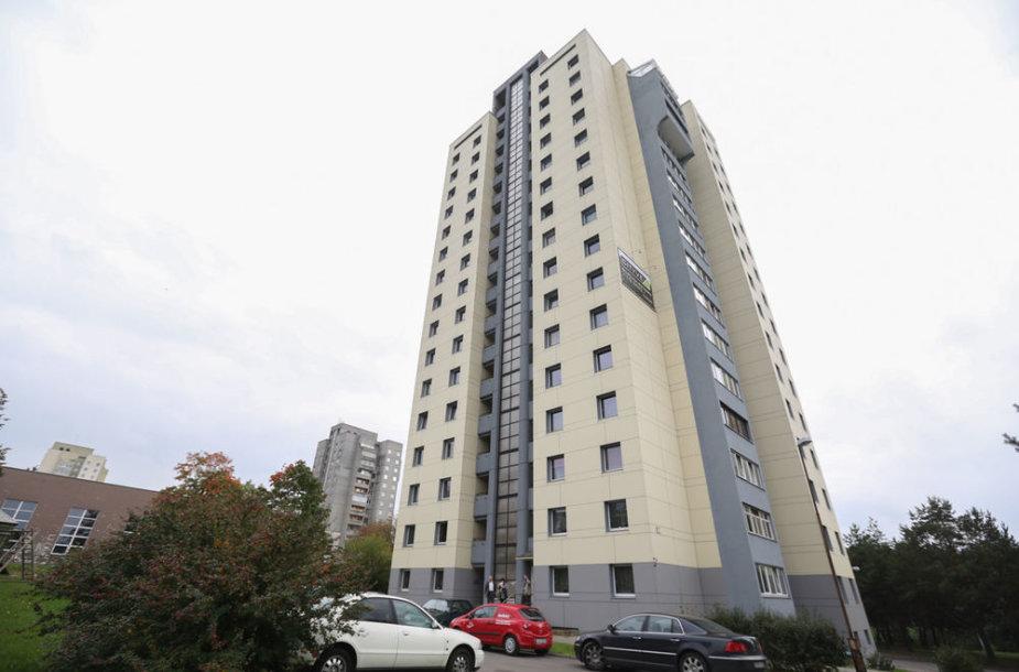 Architektų g. 77 name veikianti sistema