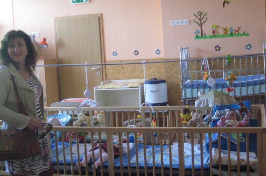 Šiaulių sutrikusio vystymosi kūdikių namai