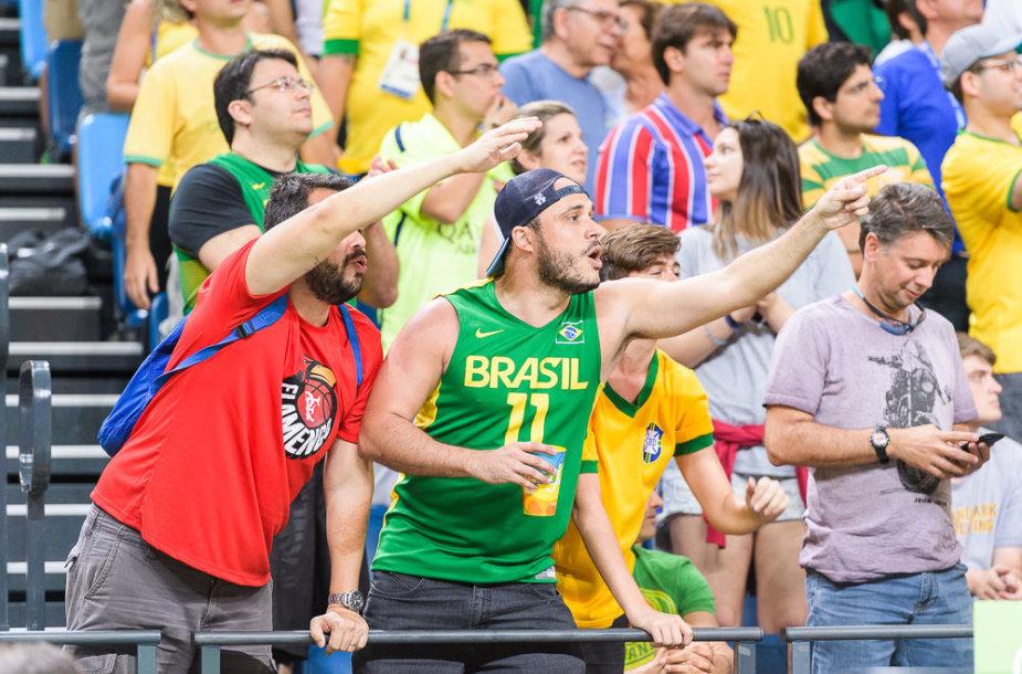 Lietuva – Brazilija