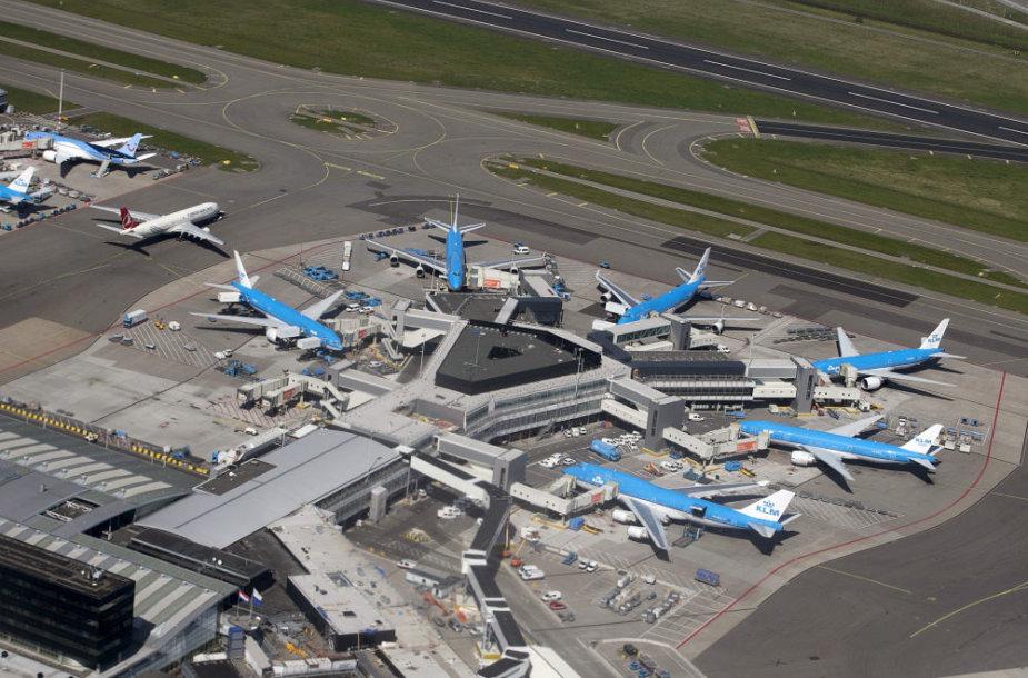 Schipholio oro uostas