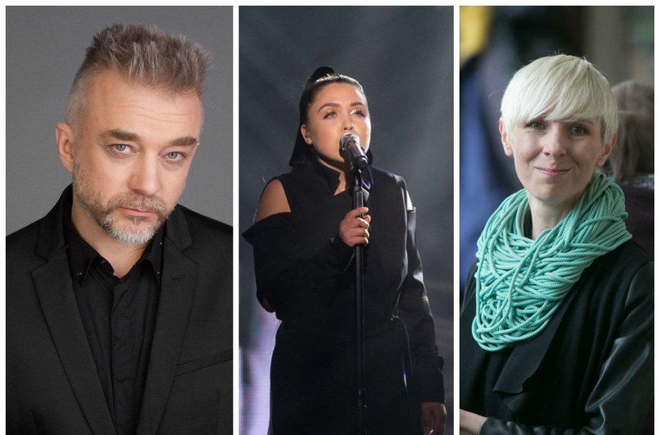Andrius Mamontovas, Migloko, Giedrė Kilčiauskienė