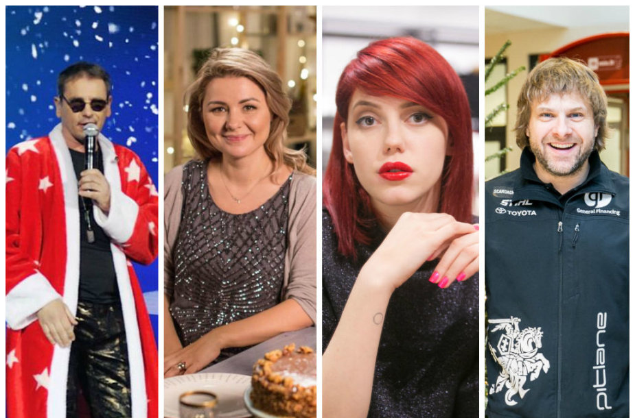 Marijonas Mikutavičius, Beata Nicholson, Monika Pundziūtė, Benediktas Vanagas