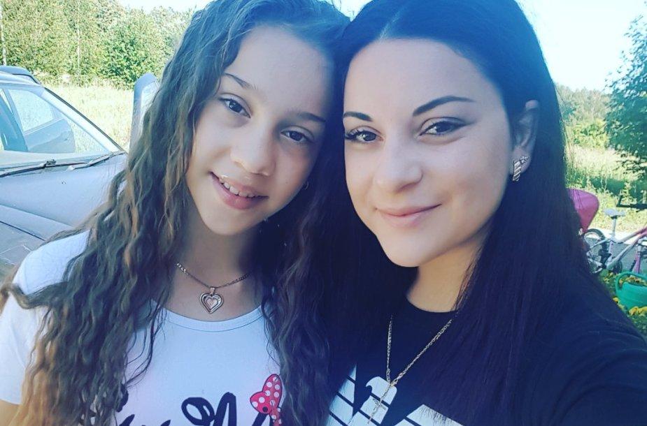 Adriana su mama
