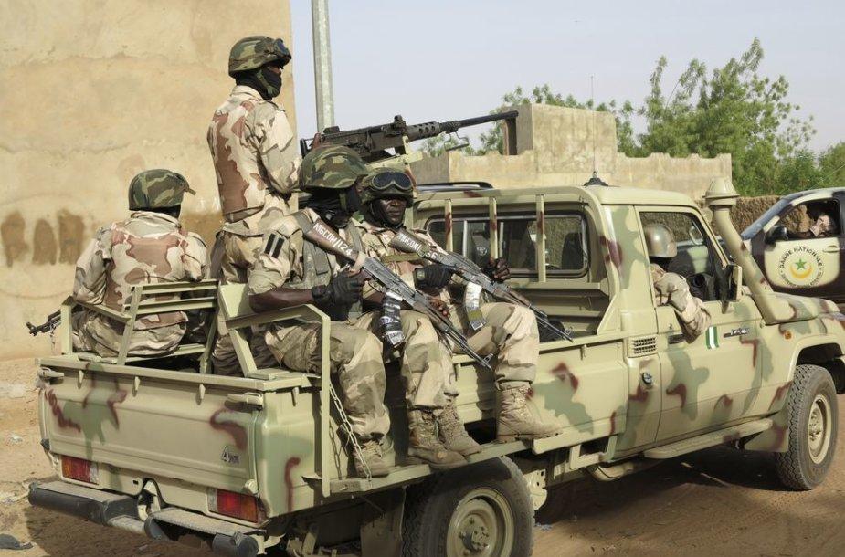Nigerijos kariai