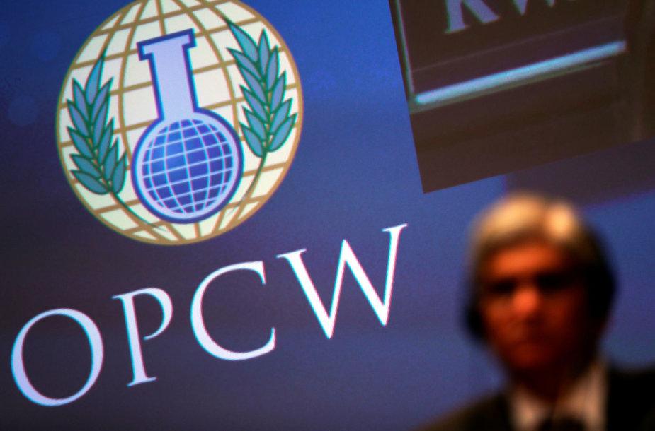 Cheminių ginklų uždraudimo organizacija (OPCW),