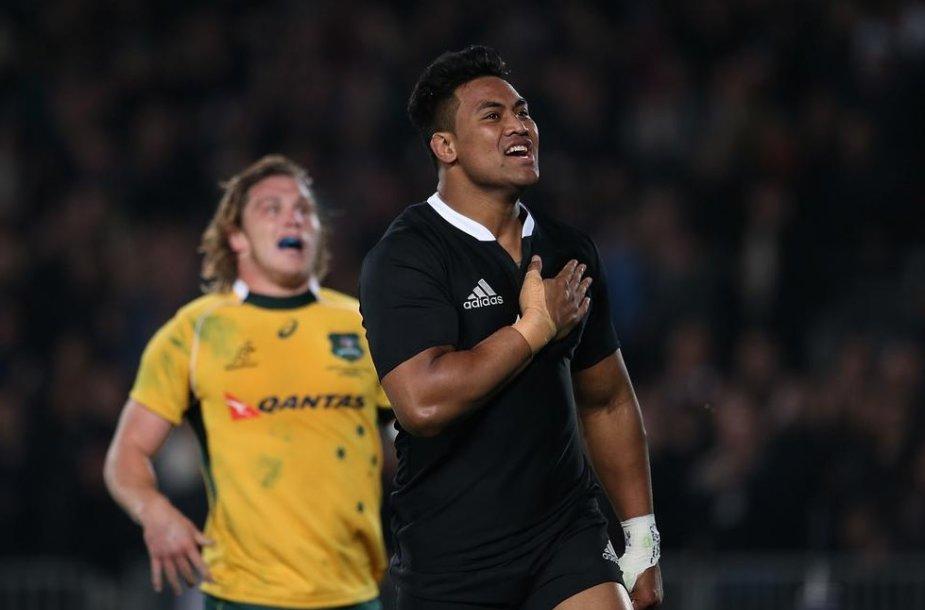 Naujosios Zelandijos ekipa