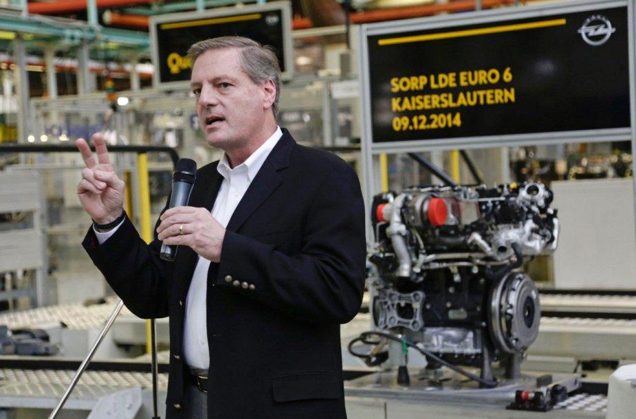 """Opel"" gamykloje"