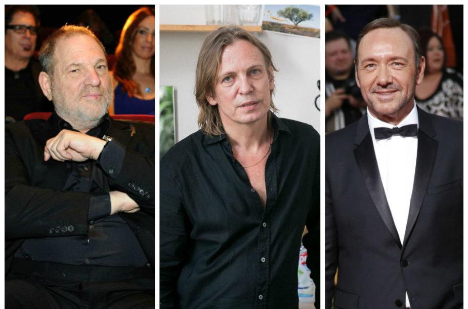 Harvey Weinsteinas, Šarūnas Bartas, Kevinas Spacey