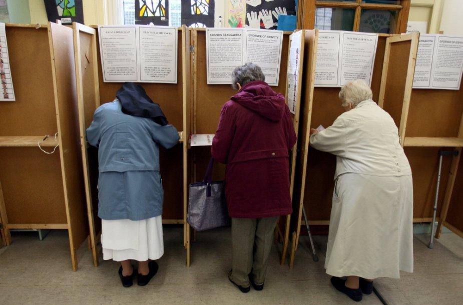 Europos Parlamento rinkimai Airijoje