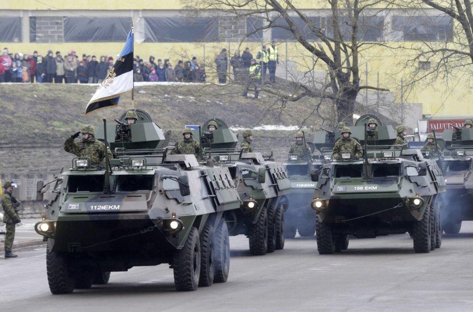 Estijos Nepriklausomybės dienos minėjimas