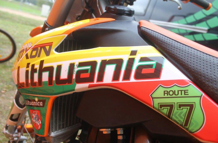 """Motocross of Nations"" Latvijoje"