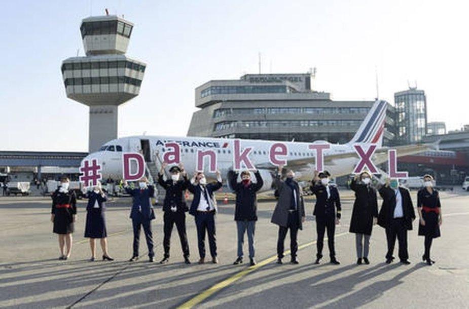 Berlyno Tėgelio oro uostas