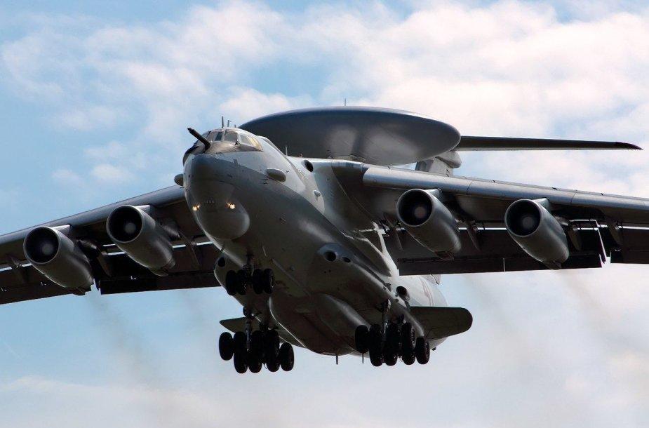 Rusijos karinių oro pajėgų lėktuvas A-50