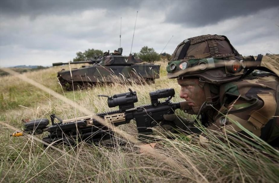 Nyderlandų kariai