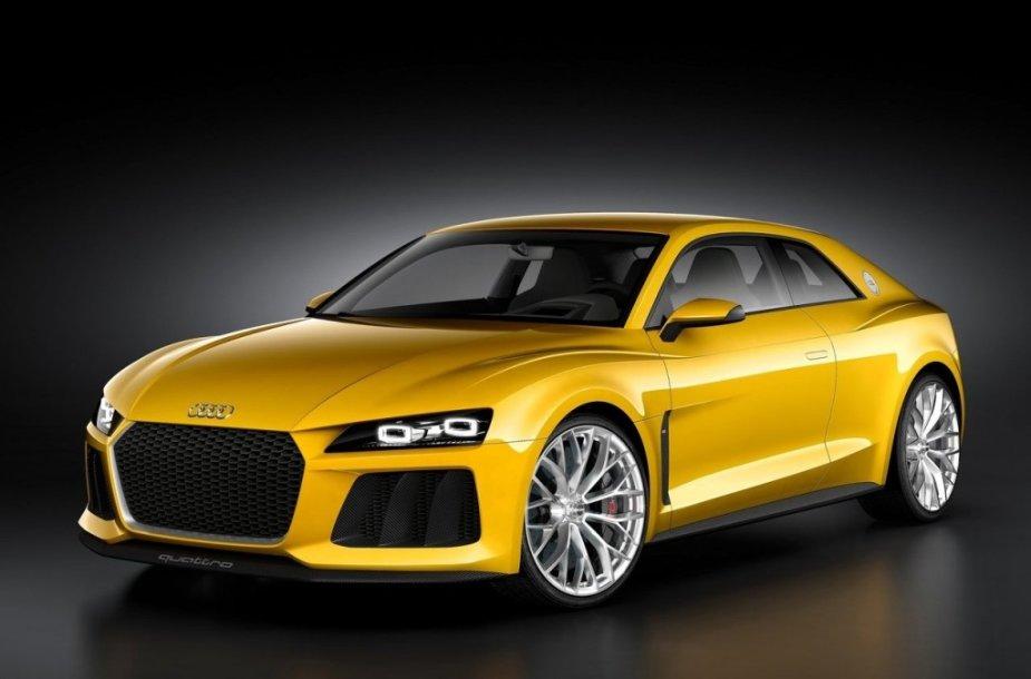 """Audi """"Ur-Quattro"""""""