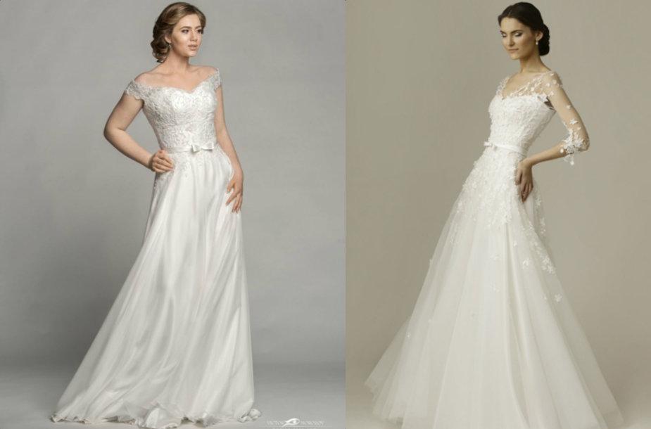 Arvydo Videikos vestuvinė suknelė