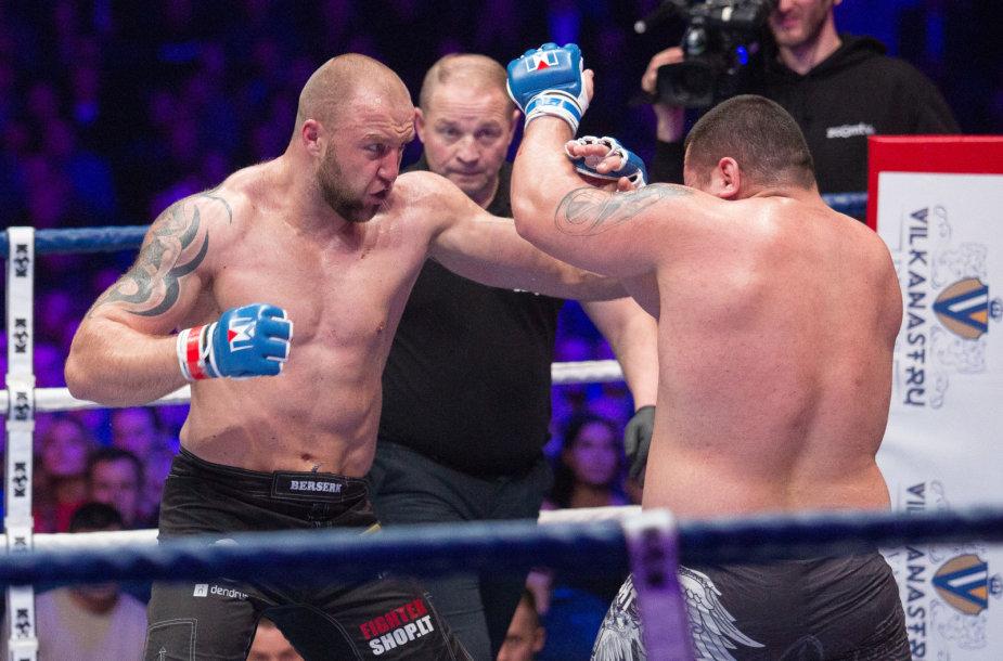 Tomas Pakutinskas ir Jurijus Procenko