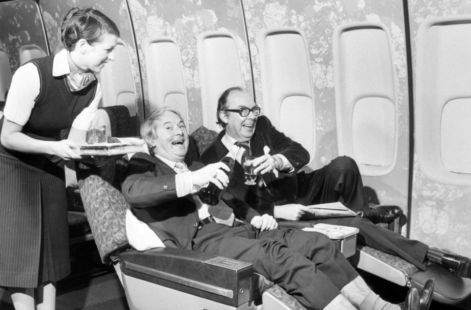 """""""British Airways"""" 1981 m."""