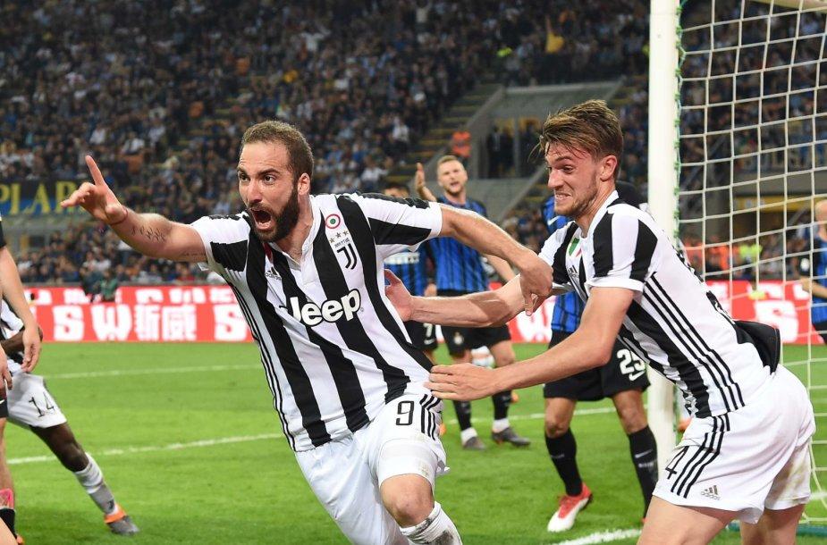 """Inter"" – ""Juventus"" rungtynės"