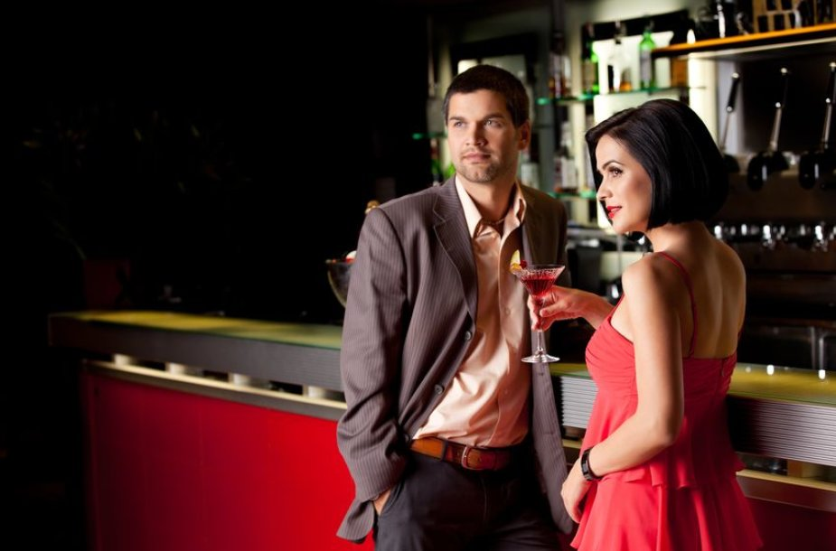 Pažintis bare