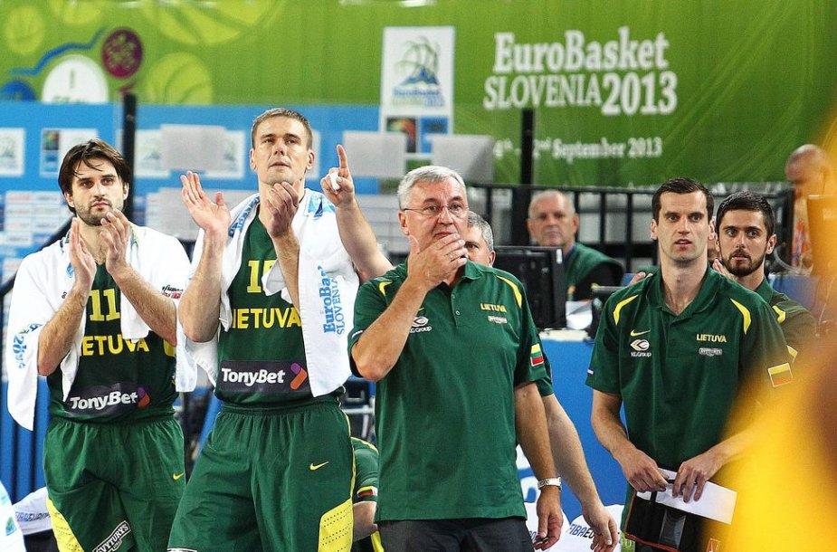 Lietuvos krepšininkai