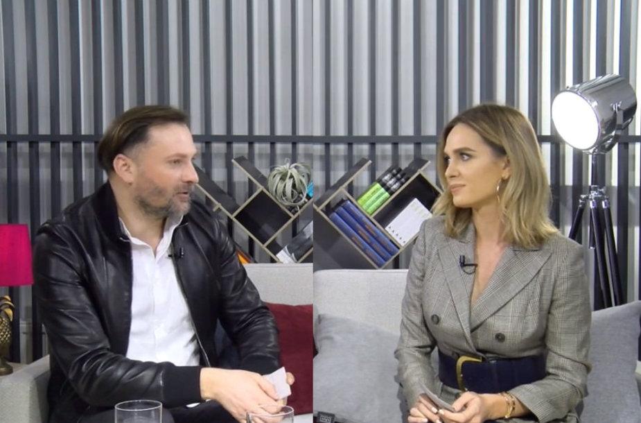 Mantas Petruškevičius ir Asta Valentaitė