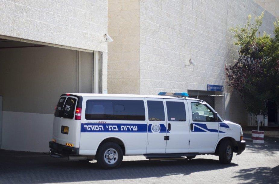 Izraelio pareigūnai