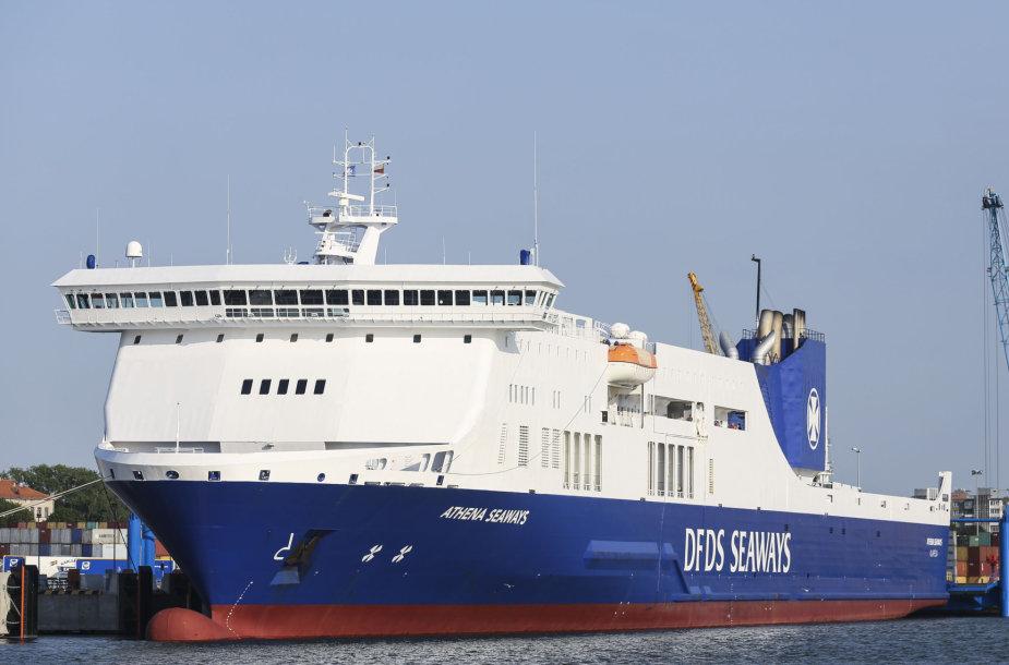 """Keltas """"DFDS Seaways"""""""
