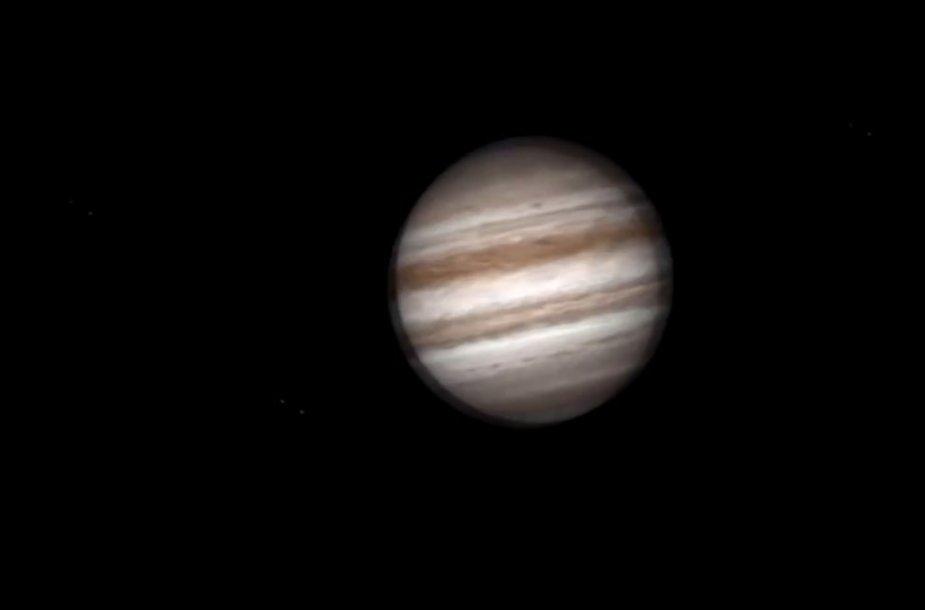 Jupiterio palydovas Europa
