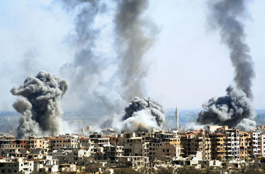 Sirijos karas