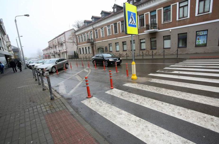 Kauno Šv. Gertrūdos gatvė
